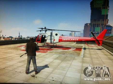 el Helicóptero en el GTA 5