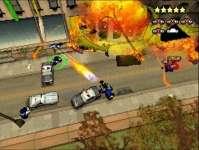 mundo de los Juegos de Chinatown Wars