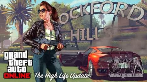 Pack de GTA Online, de 13 de mayo