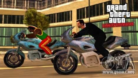 Lanzamientos para PS2: GTA LCS en América del Norte