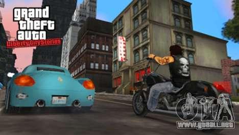 Europeos comunicados de 2006: GTA LCS para PS2