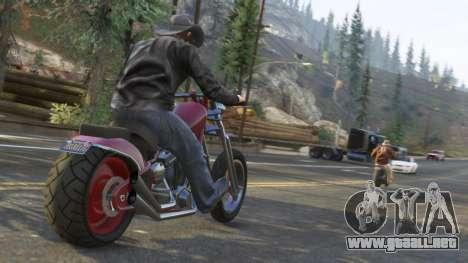 la Misión de GTA Online: nuevo video