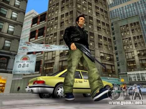 Comunicados en Japón: GTA 3 para PS