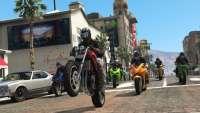 GTA Online cuadrillas