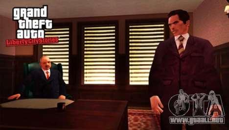 los Puertos de GTA LCS: PSP-versión en América