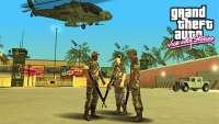 Lanzamientos en la PSP: GTA VCS en América