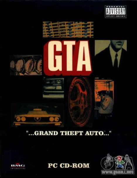 GTA 1 PC en Europa: el desarrollo y la liberación