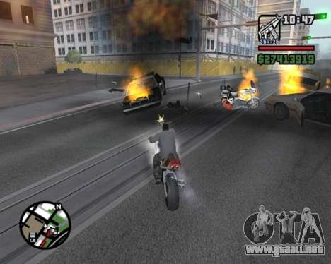 Comunicados de GTA en rusia: SA para PS2 y PC
