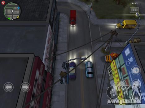 el Lanzamiento de GTA CW para el iPhone, iPod Touch