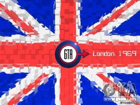 la Salida de GTA London 1969 para PC
