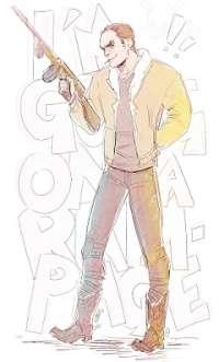 GTA 5 Fan Art: resultados de febrero