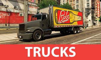 Camiones de GTA 5