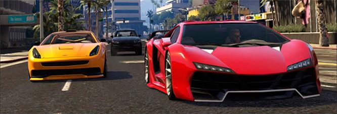 GTA 5 vehículos