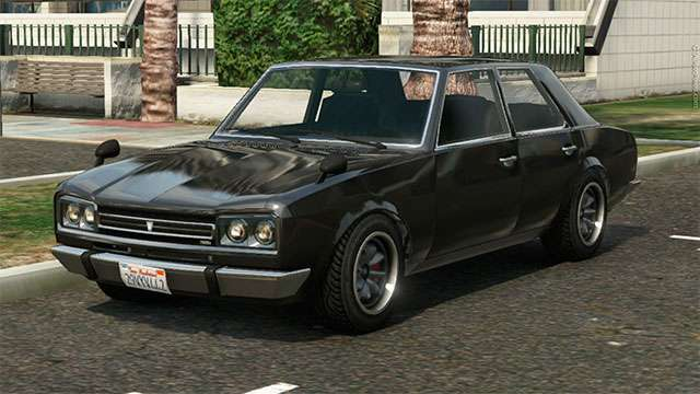 Vulcar Warrener de GTA 5