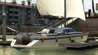 Dinka Marquis de GTA 5 - vista desde atrás