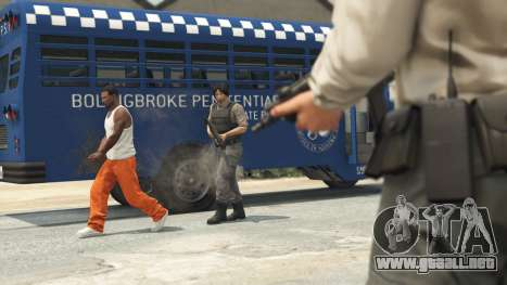 Prison Break heist en GTA Online