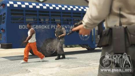 Prison Break heist en GTA Online