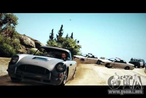 Editor de Rockstar GTA 5: el derecho de autor del vídeo