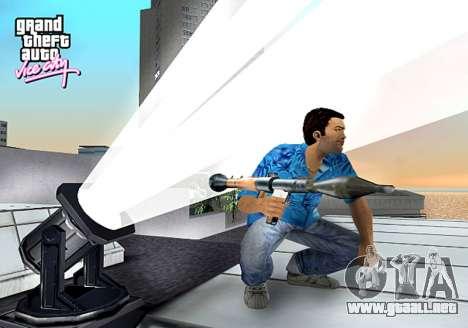 GTA VC para PS2: lanzamiento en japón