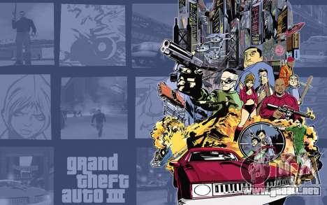 el Lanzamiento de GTA en 3D en europa y australia