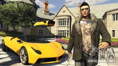 la Actualización de GTA Online: parte 1