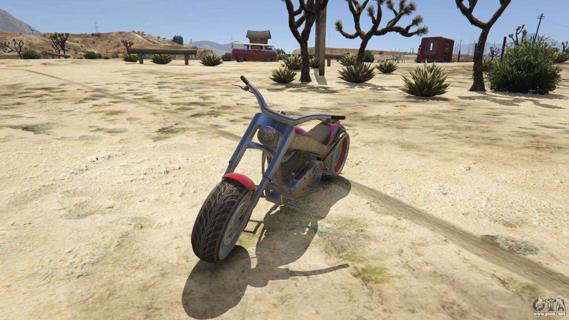Liberty City Cycles Innovation de GTA 5