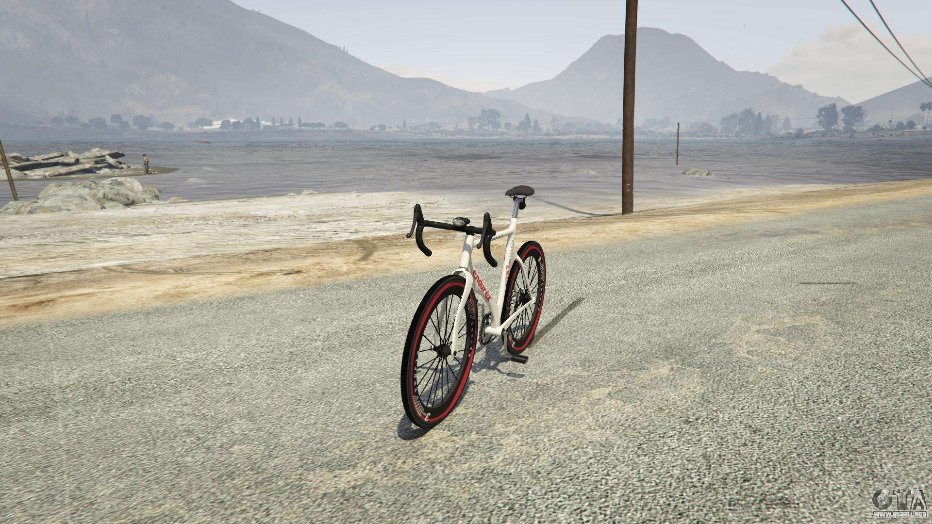 Endurex Race Bike de GTA 5