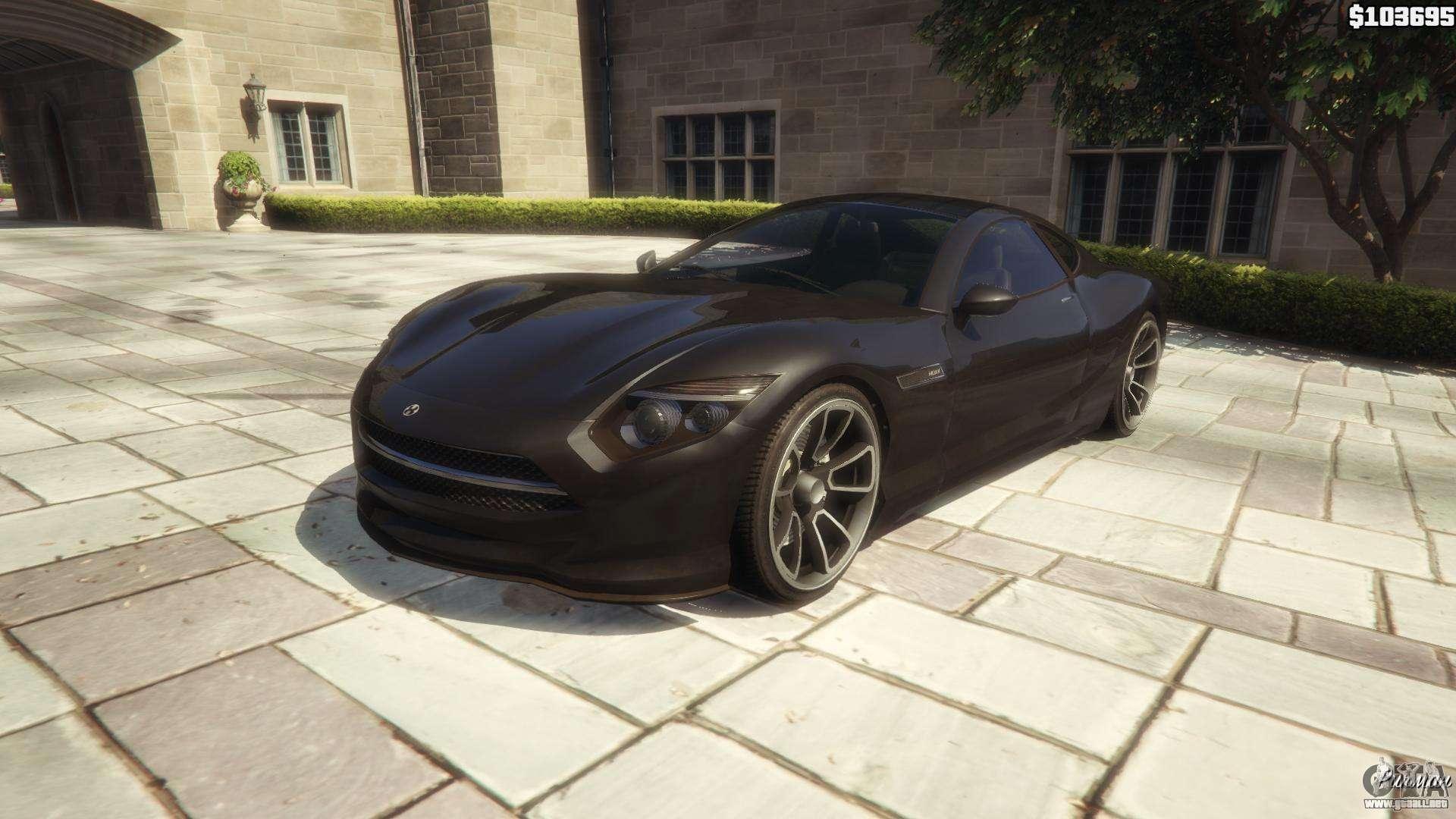 Hijak Khamelion GTA 5 - vista frontal