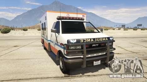 Brute Ambulance