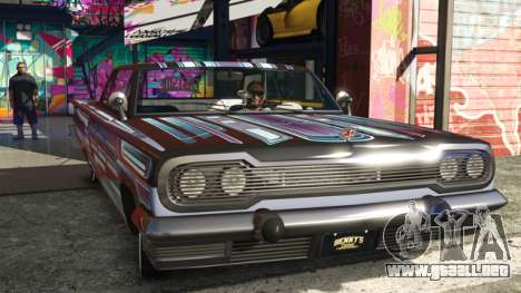 GTA online «Lowriders»