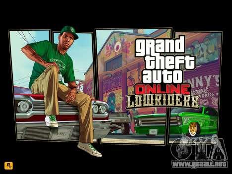 GTA Online Lowriders