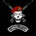 el Proyecto de Aniquilación Logotipo