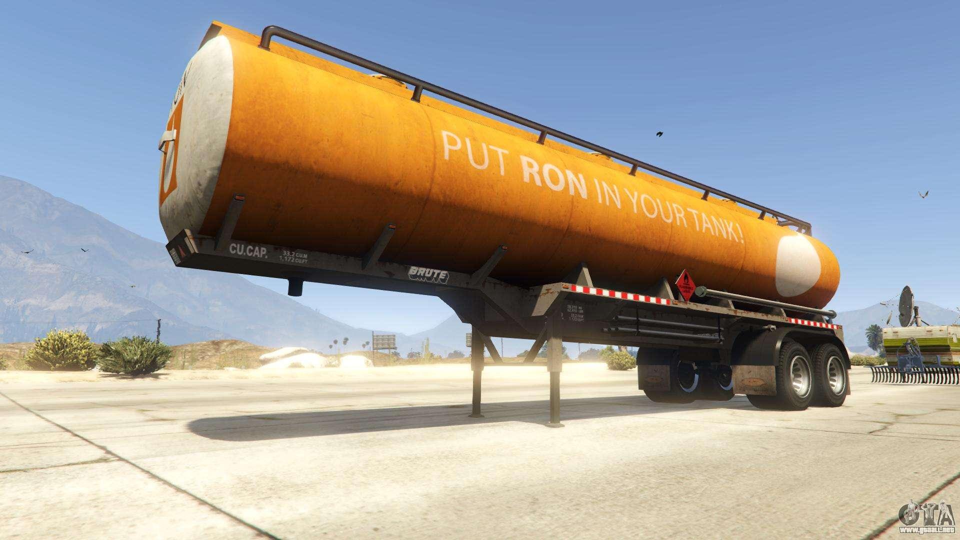 Tanker de GTA 5