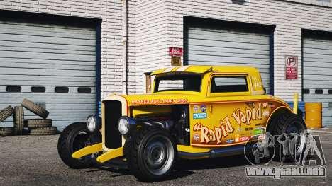 El nuevo coche en GTA Online
