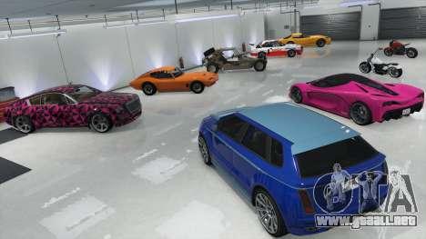 GTA Online garaje