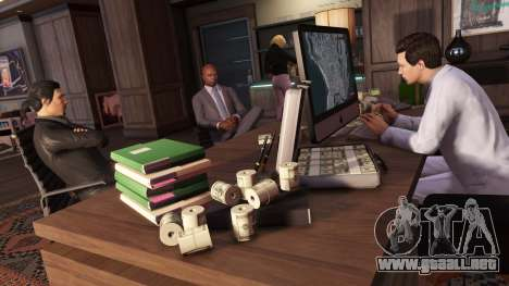GTA Online Enterprise Criminal del costo de un