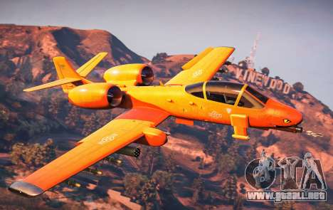 B11 Strikeforce en GTA Online