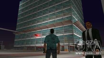 Misión con un helicóptero en el GTA Vice City