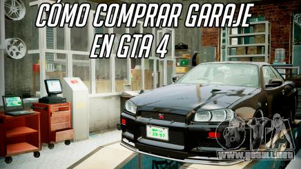 Morir de garaje en el GTA 4