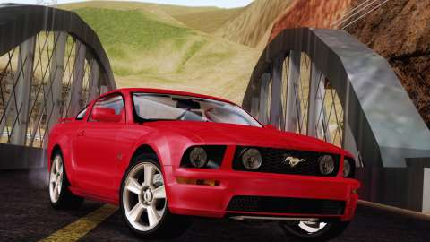 Exclusivo: Ford Mustang GT 2005