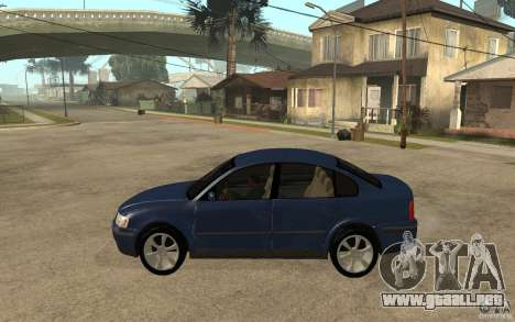 VW Passat B5 1.8T para GTA San Andreas left