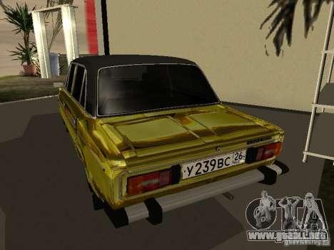 2106 Vaz (oro) para GTA San Andreas left