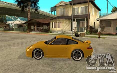 Porsche 911 Sport Classic para GTA San Andreas left