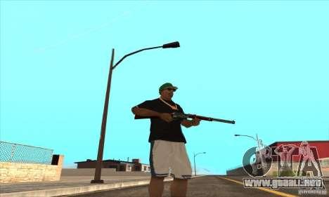 WEAPON BY SWORD para GTA San Andreas novena de pantalla