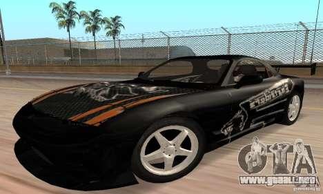 Mazda RX7 Tuned para GTA San Andreas
