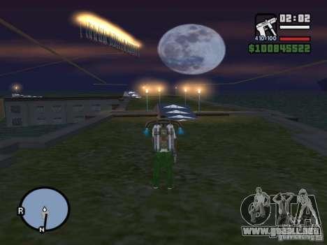 Night moto track V.2 para GTA San Andreas séptima pantalla