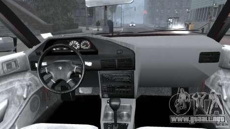 Mercury Tracer 1993 v1.0 para GTA 4 visión correcta