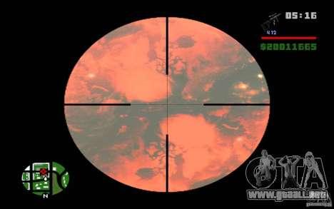Nibiru-planeta X para GTA San Andreas segunda pantalla