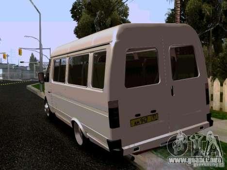 Gacela 32213 1994 para GTA San Andreas left