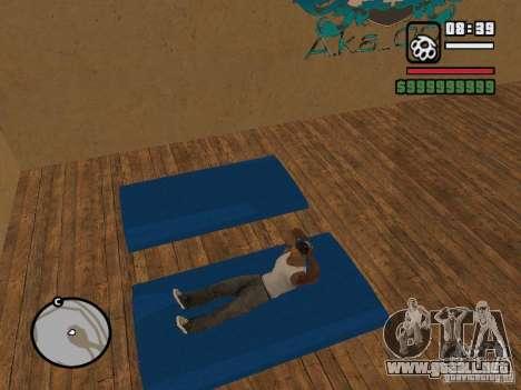 Training and Charging 2 para GTA San Andreas séptima pantalla